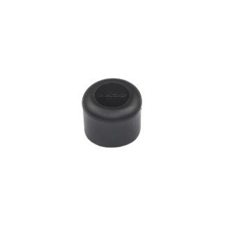 Krytka PVC černá průměr 60 x 35 mm
