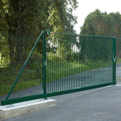 Samonosná manuální brána ESPACE, 300 x 150 cm