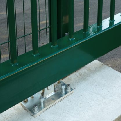 Samonosná manuální brána ESPACE, šířka 300 cm, výška 150 cm