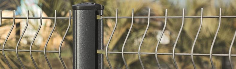 Svařované plotové panely 3D